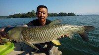 《游钓中国》第二季第35集 武宁第二分场变换水层巧寻鱼获