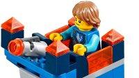 LEGO 乐高未来骑士团 迷你小要塞 积木图纸魔拼