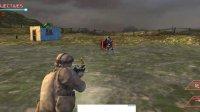 隐形射击任务 激烈枪战 射杀敌人 中弹牺牲 枪击 枪杀 Stealth Shooting Mission