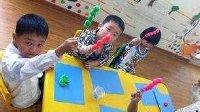 橡皮泥 益智彩泥糖葫芦制作 亲子游戏 儿童游戏 益智游戏 大侠笑解