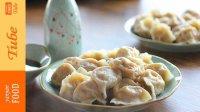 yanyanfoodtube--猪肉白菜水饺E291 Pork & Cabbage Dumplings