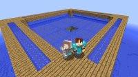 我的世界【明月庄主☆小兔子】EP34海上水流刷怪塔Minecraft