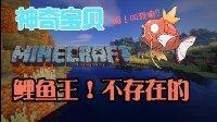 竹霜岚☆我的世界★Minecraft【鲤鱼王!不存在的〓神奇宝贝#2】