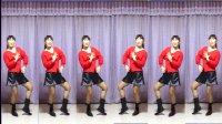 飞魅广场舞原创《笑到最后》正背面附分解.mp4