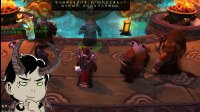 嘉栋解说魔兽世界03期:7.2版本战士神器天赋坐骑