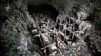 贵州最大的洞葬,200多具棺木阴森可怕,至今无人葬入故土!