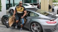 他是一名警察,开着豪车,因炸裂的肌肉获得无数荣誉-罗尼库尔曼