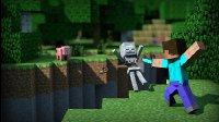 我的世界动画片 史蒂夫和村民的奇葩交易