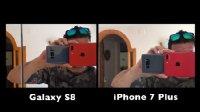 谁的世界更清晰?iPhone 7三星S8录像功能对比!.mp4
