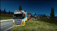 [sim PLAY实况]欧洲卡车模拟2 贴吧俱乐部5月20日联运录像 Part1