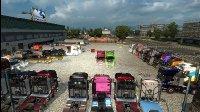 [sim PLAY实况]欧洲卡车模拟2 贴吧俱乐部5月20日联运录像 Part2