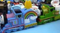 托马斯小火车麦当劳系列 托马斯和朋友们的新造型