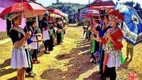 苗族歌曲-生活在老挝的苗族姑娘们-01