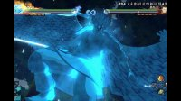 PS4《火影忍者终极风暴4》卡卡西觉醒状态须佐完全体