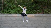 水月亮广场舞-优雅百合