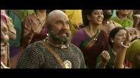 印度史诗级巨作巴霍巴利王下片段, 巴霍巴利王驯服大象