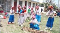 傈僳族火草麻布的纺织文化