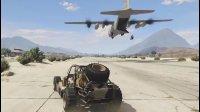 亚当熊GTA5 开武装沙丘阻止泰坦运输行动