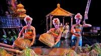 印尼舞剧 神的恩典②勒松舞 乌登帽