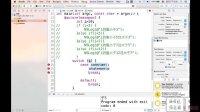 Objective-C语言switch分支语句
