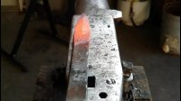 ✔ Historical Seax Recreation- The Forging