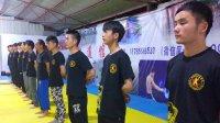 【武翔特技】2017年六月份学员所以基础空翻训练视频