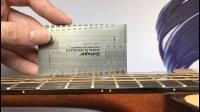 Baroque 不锈钢吉他弦高测量尺使用方法——瀚步音乐