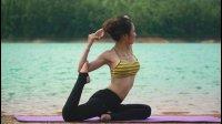 经典中级瑜伽教程—手臂力量练习