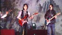 2008 BA乐队 家乡演唱会现场 片段   南三岛