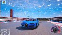 亚当熊GTA5 布加迪凯龙在最长的赛道上狂飙500迈