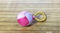 玲珑绳艺阁:小球编织教程