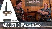 Sigma JM-SG45 vs. Gibson J45 - Acoustic Paradiso