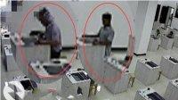 """监控拍下:两人驾考员因""""坐得太直""""被查到作弊 051"""