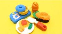 可爱的橡皮檫烹饪道具