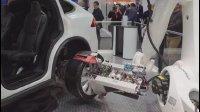 现代机械神器-中国工厂工人将被智能机器人所取代。