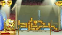 海绵宝宝系列游戏之海绵宝宝奖杯俄罗斯小主公解说