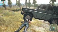 亚当熊 绝地求生大逃杀, 队友开车一直按喇叭是怎样的体验