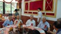 85岁同龄老战友、老领导傅维葵先生与许永炯先生同台合唱南音·出汉关