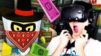 【屌德斯解说】 VR工作模拟器 你见过用香蕉打劫超市的匪徒吗?