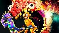 【屌德斯解说】 尼德霍格2 过五关斩六将居然是为了最后被外星生物吃掉?!