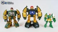 【红老弟转载】chosen prime变形金刚评测 X-Transbots X社宇宙飞碟