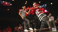 Yuki - Dance Vision vol.5 Popping 裁判表演