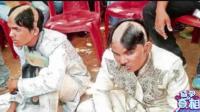 狮子大开口婚礼现场要彩礼 印度新郎当场被岳父休掉 还给剃了头