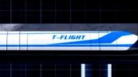 中国将造时速4000公里高速飞行列车, 美式超级高铁彻底输了