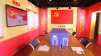 中储粮党建工作-党员活动室