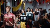 Calvin Klein 205W39NYC: 为简洁中加点料_2018春夏时装周