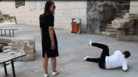 宁夏龙凌波: 龙哥这组分身特效装逼没成功, 反到被美女狠揍了一顿
