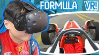 【大丁丁VR】F1冠军就在眼前竟然被美国选手给阴了 | VR Formula