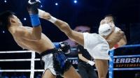 英雄传说泰山之巅 世界泰拳王勒德斯拉上演恐怖KO