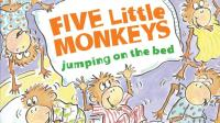 Can Cubs Story Time: Five little monkeys